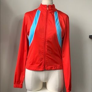 Puma vintage two tone track jacket